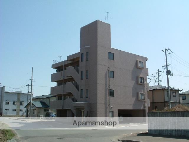 岩手県紫波郡矢巾町の築19年 4階建の賃貸マンション