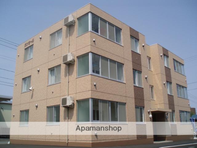 岩手県花巻市、花巻駅徒歩5分の築10年 3階建の賃貸マンション