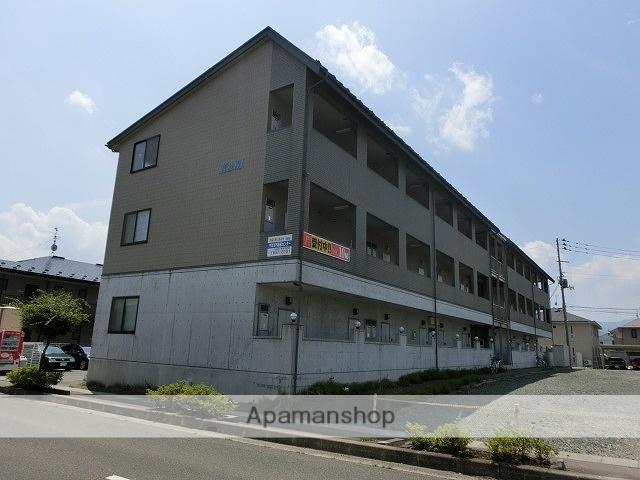 岩手県紫波郡矢巾町、矢幅駅徒歩13分の築15年 3階建の賃貸アパート
