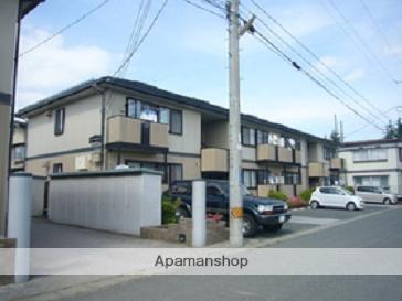 岩手県盛岡市、仙北町駅徒歩10分の築19年 2階建の賃貸アパート