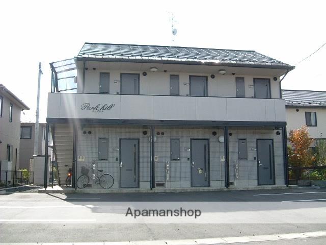 岩手県紫波郡矢巾町、矢幅駅徒歩12分の築16年 2階建の賃貸アパート