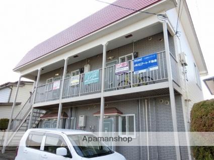 岩手県盛岡市、厨川駅徒歩32分の築27年 2階建の賃貸アパート