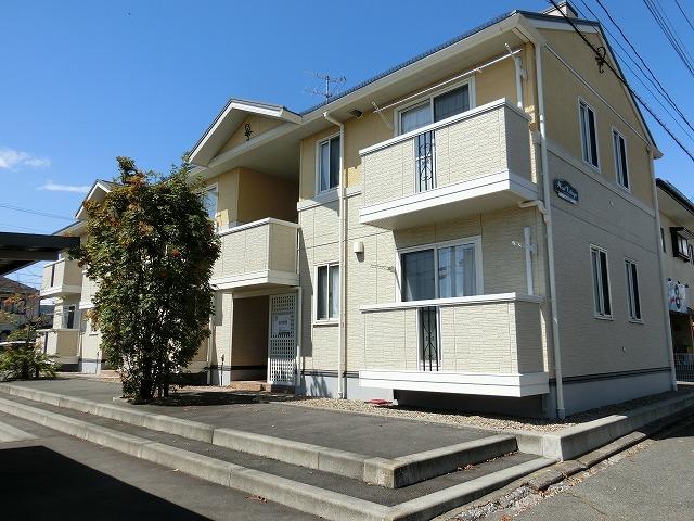 岩手県岩手郡滝沢村の築8年 2階建の賃貸アパート