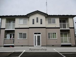 岩手県岩手郡滝沢村、大釜駅徒歩7分の築20年 2階建の賃貸アパート