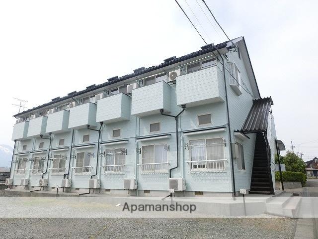 岩手県岩手郡滝沢村の築25年 2階建の賃貸アパート