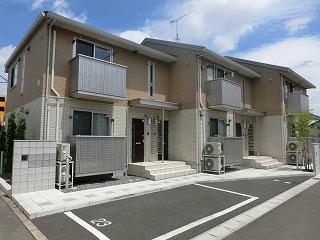 岩手県盛岡市の築4年 2階建の賃貸アパート
