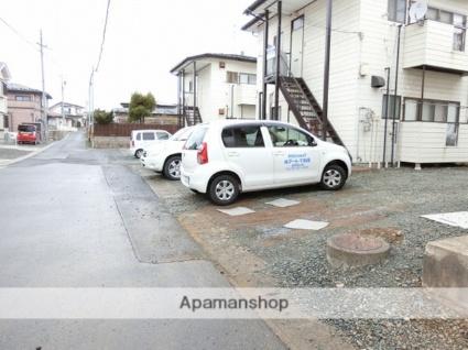 岩手県滝沢市穴口[1K/24.79m2]の駐車場