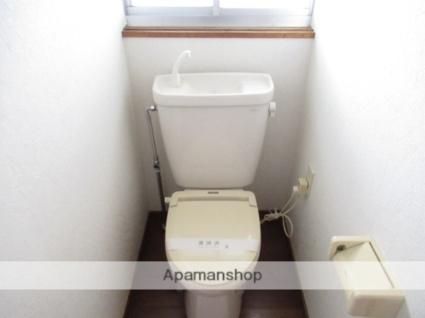 岩手県盛岡市安倍館町[2K/34.02m2]のトイレ