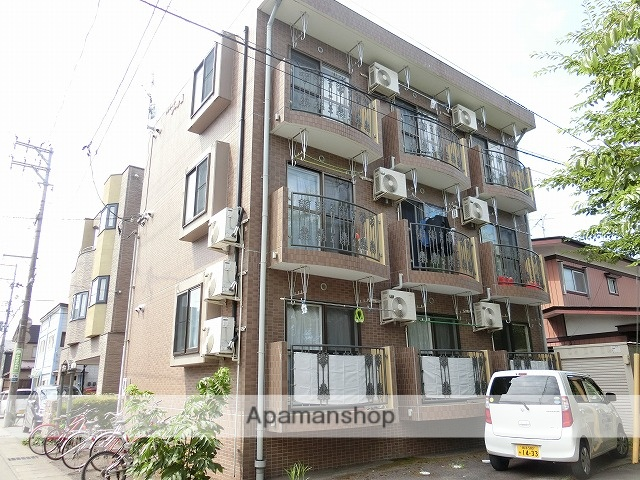 岩手県盛岡市の築14年 3階建の賃貸マンション