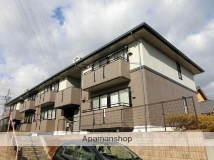 岩手県岩手郡滝沢村の築20年 2階建の賃貸アパート