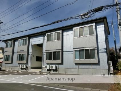 岩手県岩手郡滝沢村、巣子駅徒歩23分の築3年 2階建の賃貸アパート