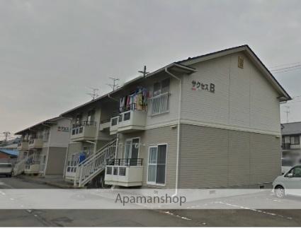 岩手県岩手郡滝沢村、大釜駅徒歩9分の築24年 2階建の賃貸アパート
