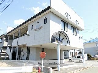 岩手県岩手郡滝沢村、巣子駅徒歩12分の築19年 2階建の賃貸アパート