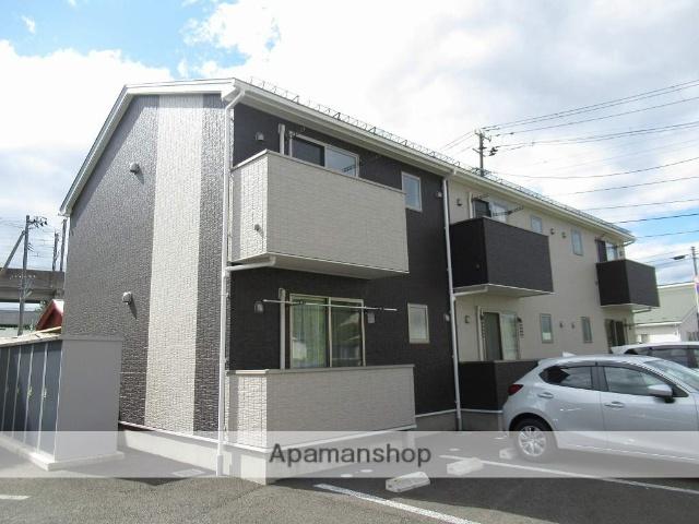 岩手県盛岡市、青山駅徒歩1分の新築 2階建の賃貸アパート