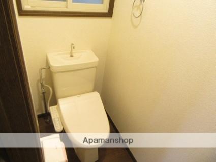 岩手県盛岡市上堂3丁目[2DK/45.69m2]のトイレ