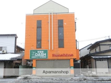岩手県盛岡市、厨川駅徒歩3分の築24年 3階建の賃貸マンション
