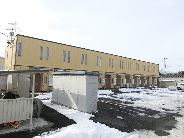 岩手県盛岡市、厨川駅徒歩10分の築11年 2階建の賃貸アパート