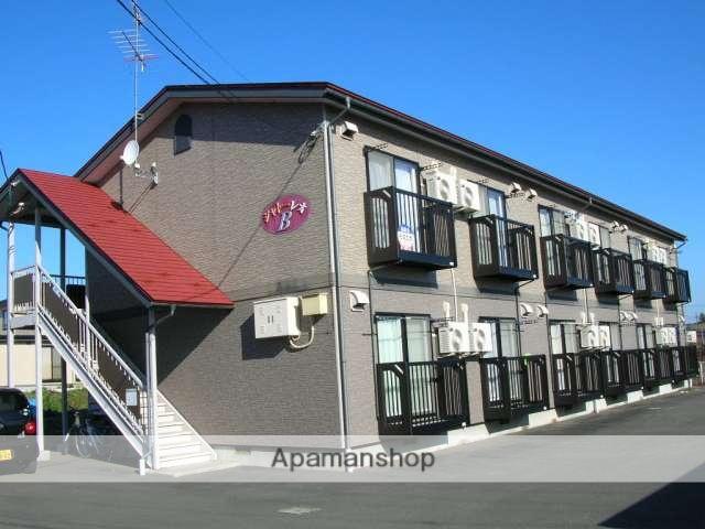 岩手県岩手郡滝沢村、滝沢駅徒歩3分の築15年 2階建の賃貸アパート