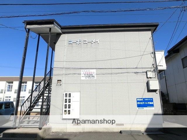 岩手県盛岡市の築21年 2階建の賃貸アパート