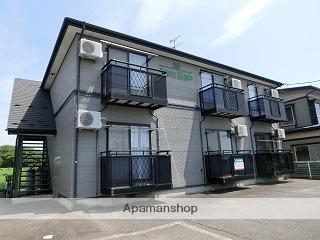 岩手県滝沢市の築17年 2階建の賃貸アパート
