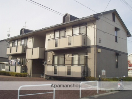 ガーデンシティ桜町B[2LDK/55.25m2]の外観1