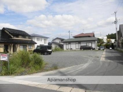 萩荘川崎駐車場[駐車場]の外観