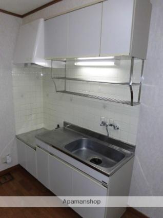ロイヤルハイツ[2K/34.78m2]のキッチン