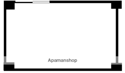 中善ビル[店舗/17.65m2]の間取図