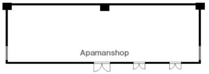 中善ビル[店舗/35.31m2]の間取図