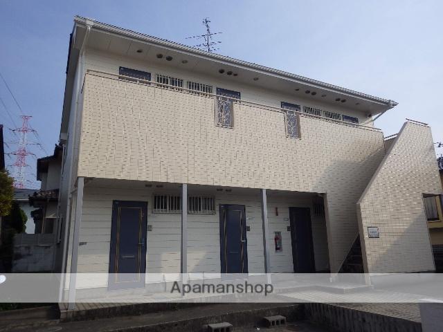 宮城県仙台市泉区の築26年 2階建の賃貸アパート