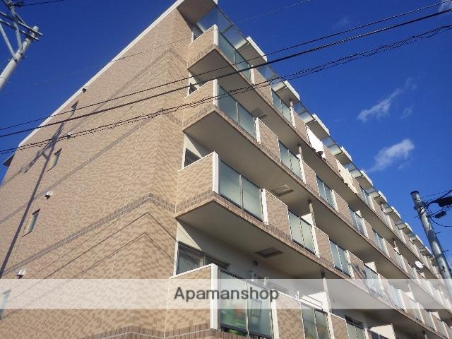 宮城県仙台市太白区、南仙台駅徒歩10分の築8年 5階建の賃貸マンション