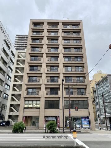 宮城県仙台市青葉区、北四番丁駅徒歩11分の築24年 10階建の賃貸マンション