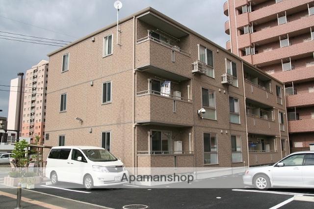 宮城県仙台市宮城野区、榴ケ岡駅徒歩8分の築5年 3階建の賃貸マンション