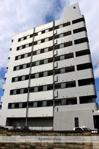 宮城県仙台市若林区、榴ケ岡駅徒歩8分の築25年 8階建の賃貸マンション