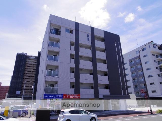 宮城県仙台市宮城野区、榴ケ岡駅徒歩10分の築4年 6階建の賃貸マンション