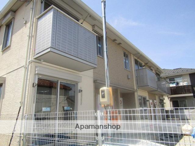 宮城県仙台市宮城野区、榴ケ岡駅徒歩17分の新築 2階建の賃貸アパート