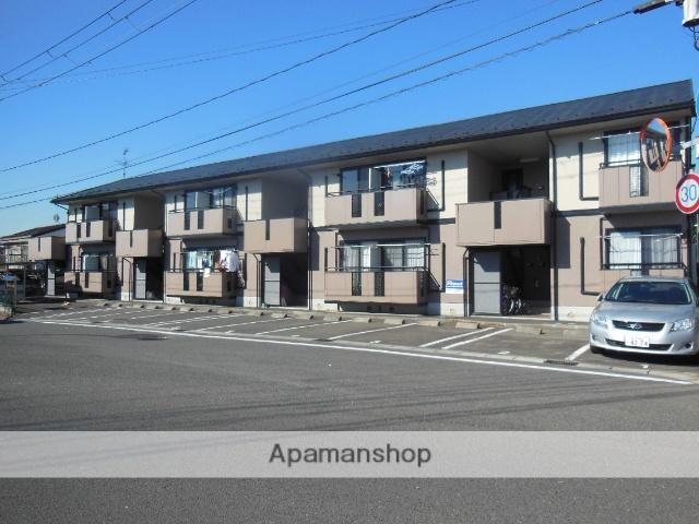 宮城県多賀城市、下馬駅徒歩11分の築18年 2階建の賃貸アパート