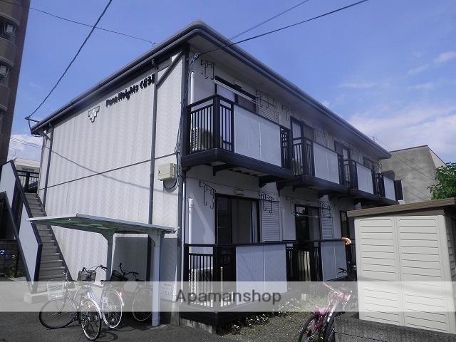 宮城県仙台市若林区、連坊駅徒歩14分の築22年 2階建の賃貸アパート