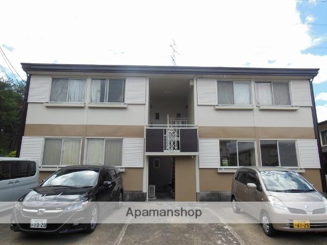 宮城県仙台市青葉区の築30年 2階建の賃貸アパート