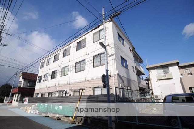 宮城県仙台市若林区、愛宕橋駅徒歩17分の築28年 3階建の賃貸アパート