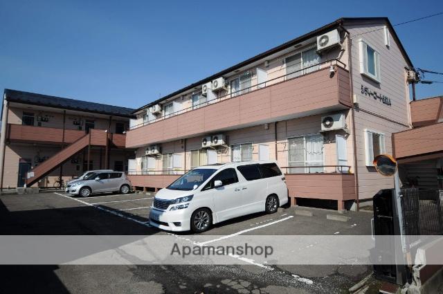 宮城県仙台市宮城野区、陸前高砂駅徒歩25分の築21年 2階建の賃貸アパート