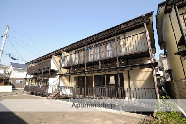 宮城県仙台市宮城野区、中野栄駅徒歩7分の築30年 2階建の賃貸アパート