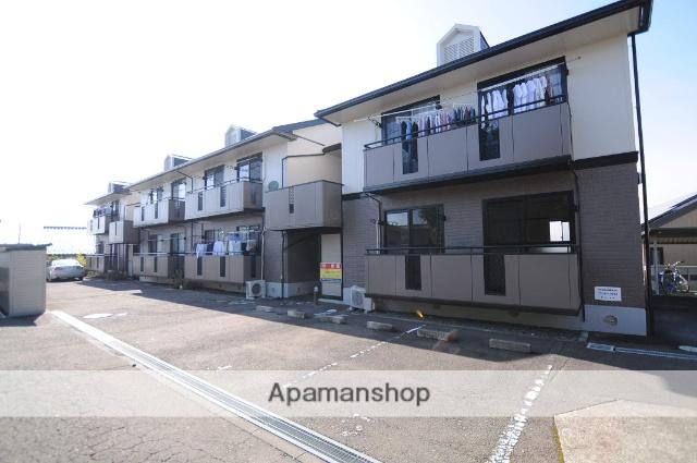宮城県多賀城市の築20年 2階建の賃貸アパート