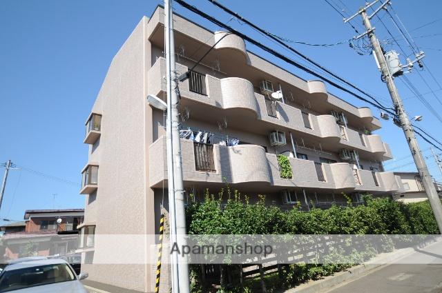 宮城県多賀城市、中野栄駅徒歩15分の築15年 3階建の賃貸マンション