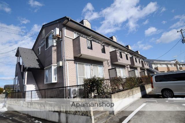 宮城県多賀城市、岩切駅徒歩10分の築20年 2階建の賃貸アパート