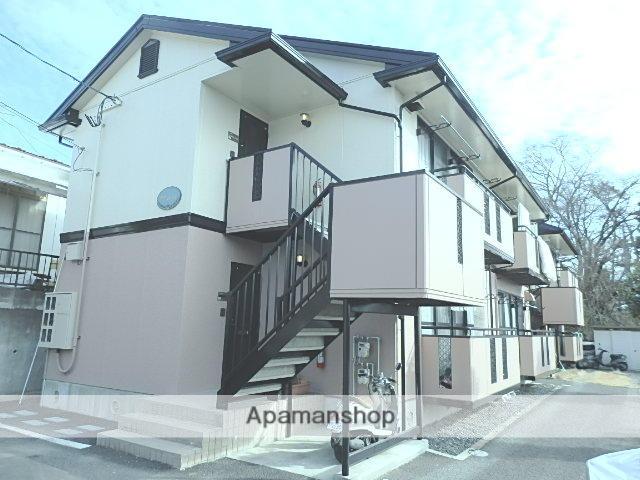 宮城県塩竈市の築20年 2階建の賃貸アパート
