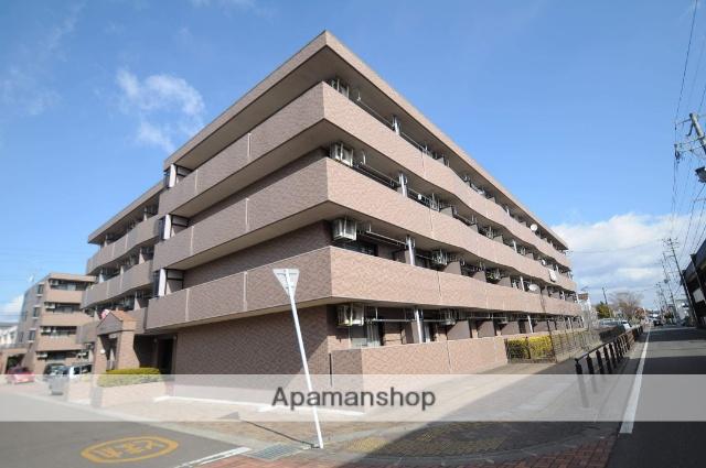 宮城県仙台市宮城野区、福田町駅徒歩8分の築20年 4階建の賃貸マンション