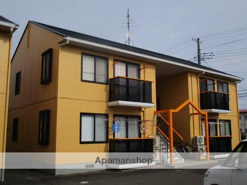 宮城県多賀城市、岩切駅徒歩13分の築19年 2階建の賃貸アパート