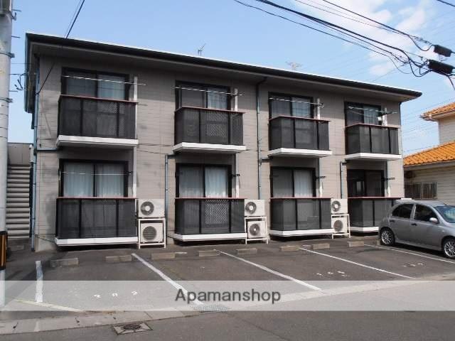 宮城県仙台市宮城野区、中野栄駅徒歩5分の築21年 2階建の賃貸アパート