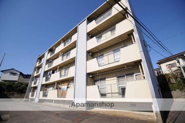 宮城県多賀城市、多賀城駅徒歩7分の築35年 4階建の賃貸マンション